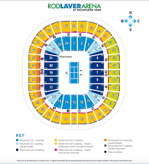 Melbourne Rod Laver Arena Seating Chart Rod Laver Arena Buy Tickets Tickets For Sport Events