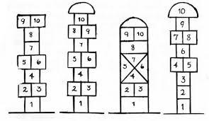 Hopscotch Pattern Unique SpringfieldGreene County Library Bittersweet