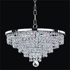 crystal pendant chandelier vista 628ad15sp 7c