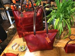 exquisite red leather purse designed and sold at orox leather goods
