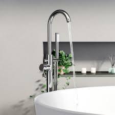 Orchard Wharfe Freestanding Bath Filler Tap Victoriaplum Com