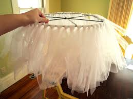 make your own diy tutu chandelier sawdust and embryos