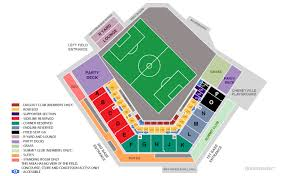 Seattle Sounders Seating Chart With Rows Tickets Seattle Sounders Fc 2 Vs Austin Bold Fc Tacoma