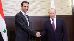 الكرملين: روسيا على اتصال دائم مع الرئيس بشار الأسد بشأن العملية التركية