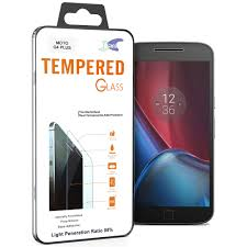 motorola g4. calans 9h tempered glass screen protector for motorola moto g4 plus n