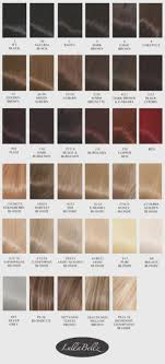 Strawberry Hair Color Chart Lajoshrich Com