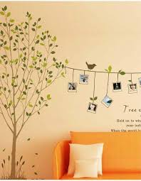 photo frame memory tree wall sticker bird photo frame rope wall paper children s room wall decor wall art e stickers wall art es from chinafeeling