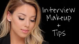 interview makeup tutorial confidence tips relux