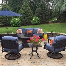 custom sunbrella cushions. Modren Cushions SUMMERSET OUTDOOR LIVING WITH CUSTOM SUNBRELLA CUSHIONS To Custom Sunbrella Cushions E