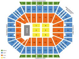 15 Disclosed Dcu Seat Map