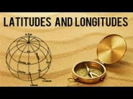 Latitudes And Longitudes Youtube