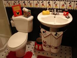 Disney Bathroom Decor Disney Bathroom Kids Bathroom Mickey Mouse Bathroom