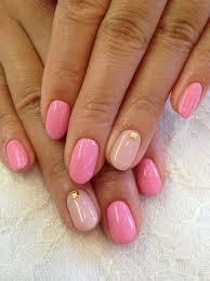 Pink Wedding Pink Nails 2028933 Weddbook