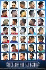 Barber Shop Haircuts Chart Find Your Perfect Hair Style