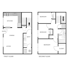 3 bedroom apartments plan. 3 Bedroom 1.5 Bath Apartment Townhome 1,132 Sq Ft Apartments Plan