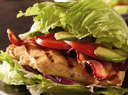 lettuce wrapped en burger