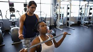 strength and weight training