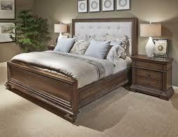 Renaissance Bedroom Furniture Classic Furniture Renaissance 2 Piece King Upholstered Bedroom Set