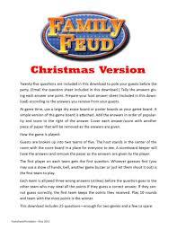 Christian christmas game teen