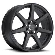 5x110 Bolt Pattern Simple 48x48 48 Wheels Rims Black Chrome FREE Shipping BEST Pricing