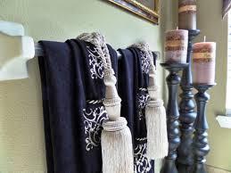 Bathroom Towel Decor Bathroom Bathroom Towel Decorating Ideas Minimalist Decor 12