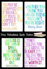 All Things Upper Elementary Motivational Quotes For State Testing