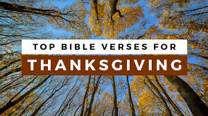 Thanksgiving Quotes In The Bible Gorgeous Top 48 Bible Verses For Thanksgiving Sharefaith Magazine