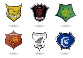 Game Of Thrones Stark House Crest Wooden Plaque Game of Thrones Vectors with Coats of Arms Download Free Vector 98