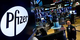 Pfizer leaps 6% after releasing positive trial results for coronavirus  vaccine