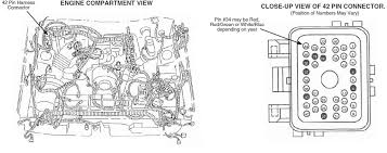 how to install an auto meter tach adapter on your mustang 1987 mustang wiring harness at 1989 Mustang Wiring Harness