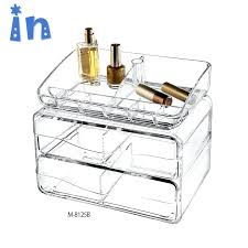 makeup cube china premium quality large beauty 4 tier organizer storage box acrylic cosmetic drawer clear makeup cube image 0 crystal box acrylic