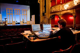 lighting technician. d richard hubert smithlamda lighting technician t