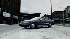 New realistic hubcaps for 1993 & 1992 Chevy Caprice. - GTA IV ...