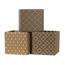 Decorative Cardboard Storage Boxes With Lids Modern Patterns Decorative Cardboard Storage Boxes Sprout 75