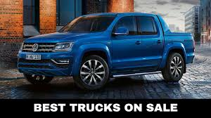 Top 10 Pickup Trucks on Sale in 2018 (New Car Buyer's Guide) - YouTube