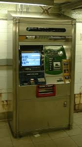 Metrocard Vending Machine Simple New York City Transit Fares Wikiwand