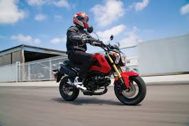 Honda Grom Little Bike Big Attitude 2 Wheeling Today Groovecar