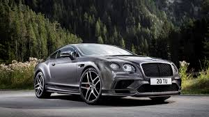 2017 Bentley Continental Supersports revealed with 700 hp and 750 ...