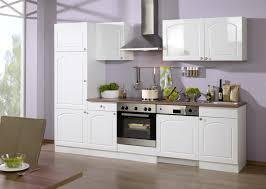 küchenzeile küchenblock 230cm grau rosenrot weiß hochglanz neu