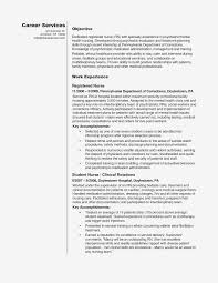 Pccn Certification Inspirational Entry Level Rn Resume Examples Job