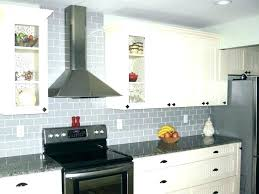 grey kitchen backsplash tile gray cabinets with white subway glass cool most nifty ideas