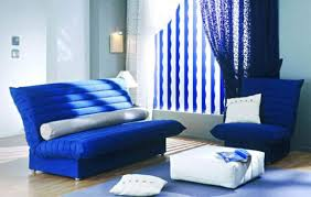 sapphire blue room colors deep blue color combinations for room decorating blue furniture