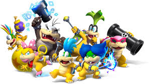 Koopalings Super Mario Wiki The Mario Encyclopedia