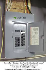 emergency power options for your home keep your critical systems running when the power goes