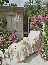 Heatheru0027s Romantic Cottage Garden U2013 4  Jerry ColebyWilliamsRomantic Cottage Gardens