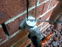 outside water faucet leaking. Wonderful Outside How To Fix A Leaky Outside Faucet Outdoor Vacuum Breaker  Water Spigot Repair  Intended Outside Water Faucet Leaking M