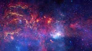 4 K Galaxy Wallpaper