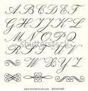 Old english handwriting