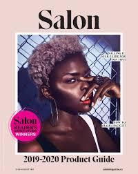Gk Hair Design Chester Le Street Salon Magazine July August 2019 By Salon Communications Inc