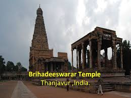 Image result for brihadeshwara-temple-